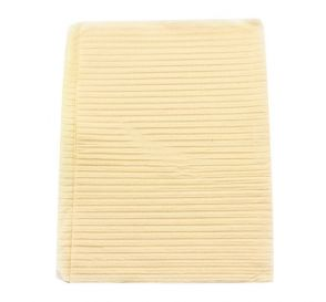 """Polyback® Patient Towels, 3-Ply Tissue with Poly, 19"""" x 13"""", Beige"""