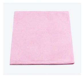 """Polycoated Headrest Covers, 10"""" x 10"""" Standard, Dusty Rose"""