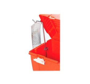 IV Pole for Use with Large Medical Emergency Box Item # 1824