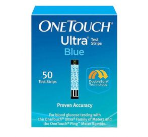 OneTouch® Ultra® Blue Test Strips