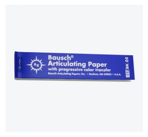 Articulating Paper Straight 200 Micron