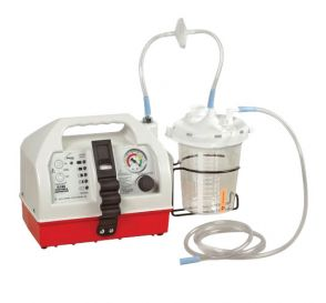 OptiVac® AC/DC Portable Suction Unit