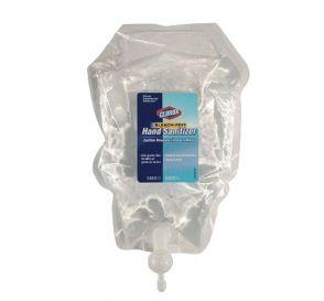Clorox® Bleach-Free Hand Sanitizer 1000 ml Refill for Wall Mount Manual Dispenser