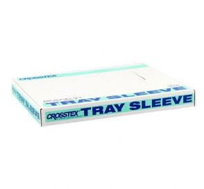 "Tray Sleeves, ADEC/Size B - Ritter, 10.5"" x 14"", Clear"