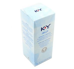 K-Y Jelly 4oz Tube