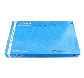 "See-Through Self Seal Sterilization Pouch, 12"" x 18"", 200/Box"