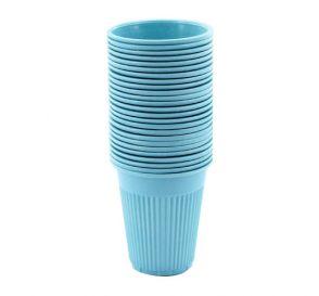 Plastic Cups 5oz Blue