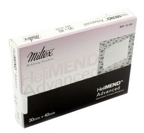 HeliMEND® Advanced Absorbable Collagen Membrane, 30mm x 40mm