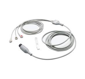 Propaq®CS ECG 3-Lead Cable 10'