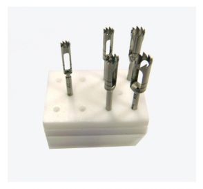 Implantation Trephine Drill Set