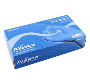 Alasta™ Soft Fit™ Nitrile Exam Gloves, Medium, Powder Free