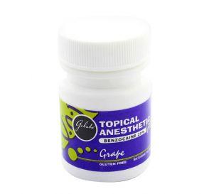 Gelato® Topical Anesthetic Gel, (Benzocaine 20%) 1 oz Jar, Grape