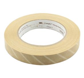 "Comply™ Steam Indicator Tape, .70"" x 60yds, Lead-Free"