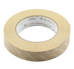 "Comply™ Steam Autoclave Tape .94"" x 60 yds, Lead-Free"