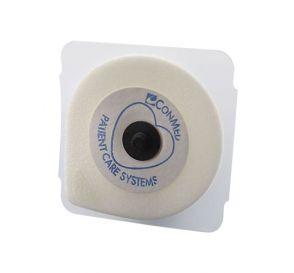 Suretrace® RTL Adult ECG Electrodes, Radiotranslucent, Foam Conductive Adhesive Gel, 5/Pouch, 10 Pouches/Box