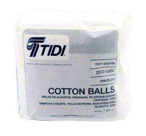 Cotton Balls Non-Sterile Medium