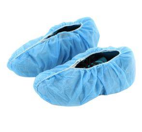 Shoe Cover Non-Conductive Universal Blue