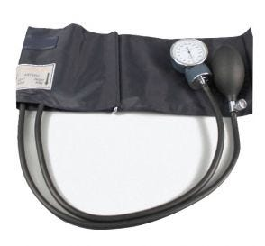 Sphygmomanometer w/ Large Adult Cuff