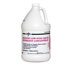 Low Suds Liquid Detergent Concentrate Gallon
