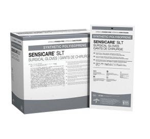 SensiCare® SLT Surgical Gloves, Size 7, Latex-Free, Powder-Free