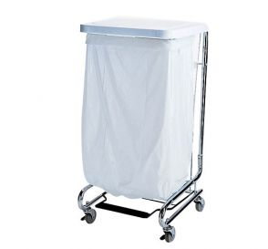 "Waste Can Liner White 33 Gallon .75mil 33"" x 39"""