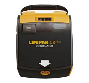 LifePak CR® Plus Defibrillator (AED), Fully Automatic