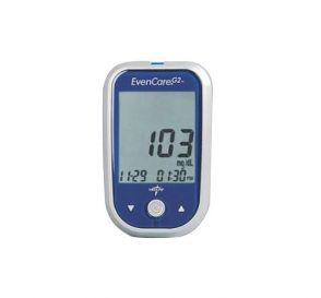 EvenCare®G2® Blood Glucose Monitoring System w/Voice Guidance
