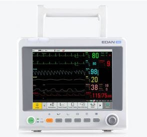"""iM60GT Patient Monitor w/10.4"""" Touchscreen,"""