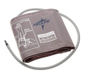 Blood Pressure Cuff for MDS3001 and MDS4001, Large
