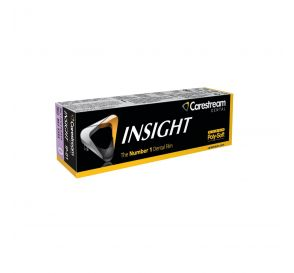 INSIGHT™ Dental Film, Size 0, IP-01, Super Poly-Soft™ Packets