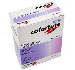 Colorbite Rock Bite Material Extra Fast Set 2 x 50ml Cartridges