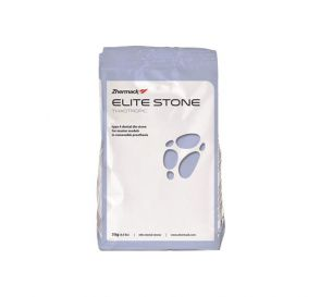 Elite® Dental Stones, Type 4, Aqua Green, 6.6 lb. Bag