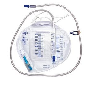 Urine Metered Drain Bag 400ml
