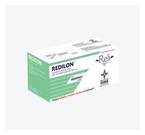 """Reli® Redilon™ Nylon Black Monofilament Non-Absorbable Suture, 6-0, MFS-3 (FS-3 or C22), Reverse Cutting, 18"""""""
