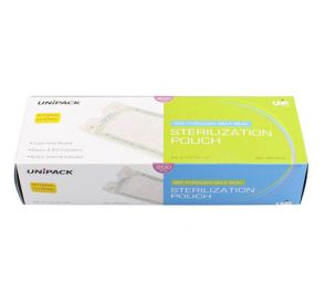 "See-Through Self Seal Sterilization Pouch, 3 1/2"" x 9"", 200/Box"