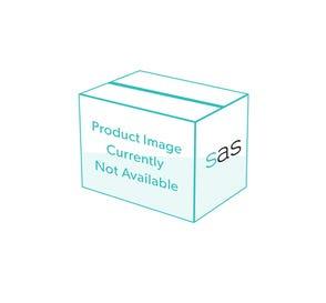 Carbide Bur, #1558 Straight/Round End Cross Cut, Shank #1 (44.5mm), Bulk Packaging, Non-Sterile - 100/Box