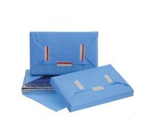 """IMS Cassette/Instrument Wrap #1212 20"""" x 20"""" Blue - 500/Case"""
