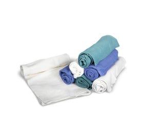 """Towel OR 17"""" x 27"""" STD, Blue - 4/Pack"""