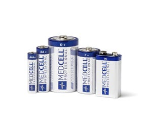 Medcell Alkaline Battery AA - 24/Box
