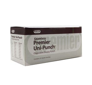Uni-Punch® Disposable Biopsy Punch, 4.0mm, Sterile - 25/Box