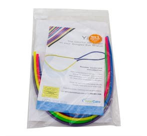 Yikes Neck Straps for Googles™, Assorted Colors - 5/Box