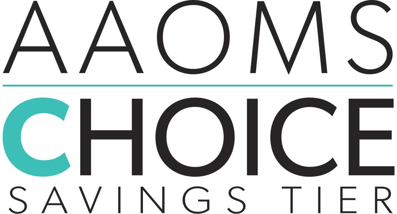 AAOMS Choice Savings Tier