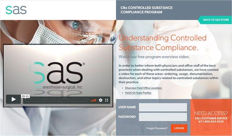 SAS Compliance